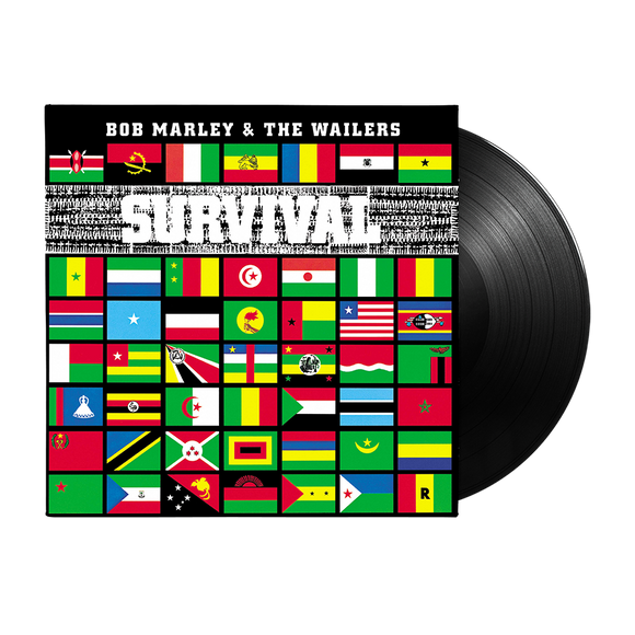 MARLEY, BOB & THE WAILERS <BR><I> SURVIVAL [Half-Speed Master] LP</I>