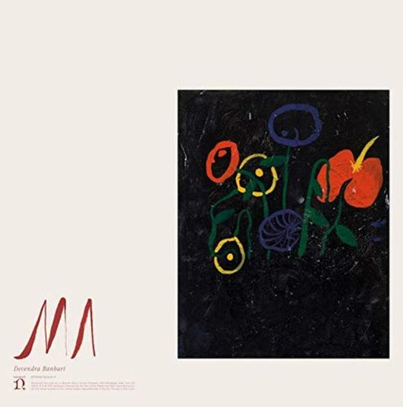 DEVENDRA BANHART<br> <i>MA [Red Translucent Vinyl] LP</I>
