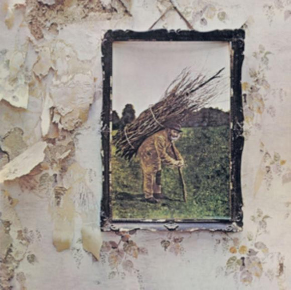 LED ZEPPELIN <br><i> LED ZEPPELIN IV [180G / Remastered] LP</I>