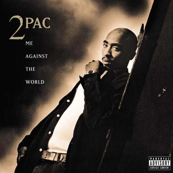 <br>2PAC <br><I> ME AGAINST THE WORLD 2LP</I>