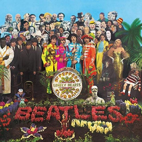 BEATLES, THE<br><i> SGT. PEPPER'S LONELY HEARTS CLUB BAND (2017 STEREO MIX/180G/ORIGINAL STENCILS) LP</I>