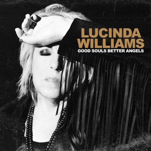 WILLIAMS, LUCINDA<BR><I>GOOD SOULS BETTER ANGELS [Indie-Exclusive Natural Colored Vinyl,  bonus trks] 2LP</I>