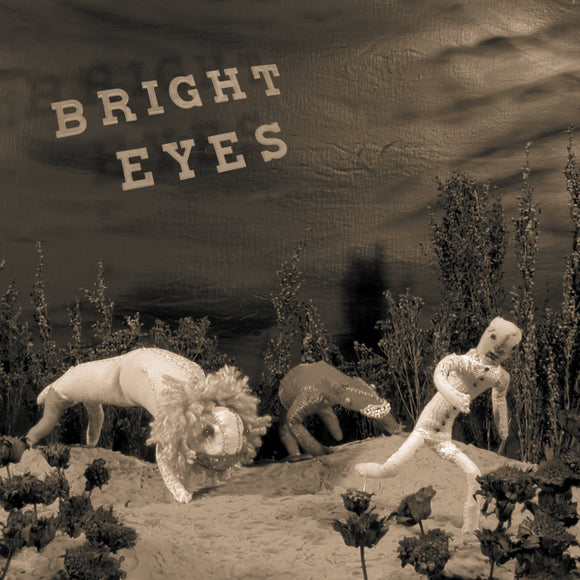 BRIGHT EYES<BR><I> THERE IS NO BEGINNING TO THE STORY EP</I>