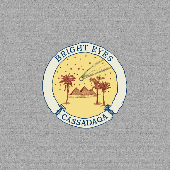 BRIGHT EYES<BR><I> CASSADAGA (REMASTERED) 2LP</I>