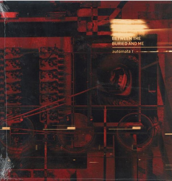 BETWEEN THE BURIED AND ME<br> <I>AUTOMATA I LP</I>