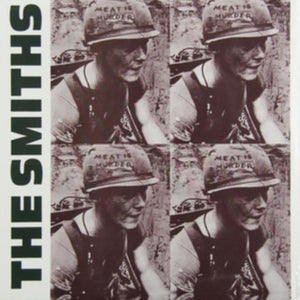 SMITHS<br> <I>MEAT IS MURDER (Warner UK) LP</I>