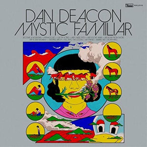 DEACON, DAN<br> <i>MYSTIC FAMILIAR [Ltd Silver Color Vinyl] LP</I>