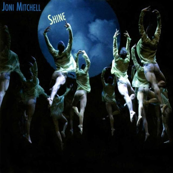 MITCHELL,JONI <br><i> SHINE LP</i>