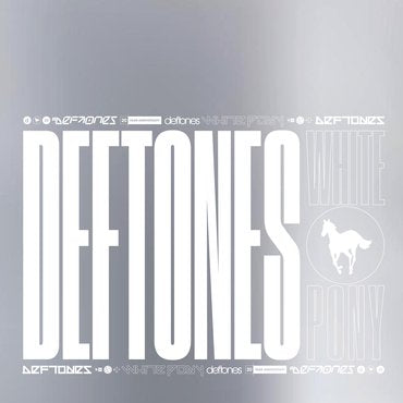 DEFTONES <BR><I> WHITE PONY (20th Anniversary Deluxe Edition 4LP + 2CD) 4LP</I>