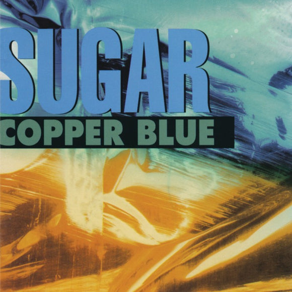 SUGAR<BR><I>COPPER BLUE / BEASTER (Deluxe Edition) 2LP</I>