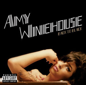 WINEHOUSE, AMY<br> <I>BACK TO BLACK LP</i>
