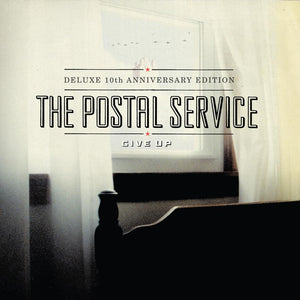 POSTAL SERVICE<BR><I>GIVE UP (Deluxe 10th Anniversary) 3LP</I>