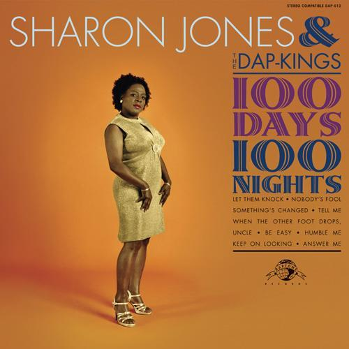 JONES, SHARON & THE DAPKINGS<BR><I> 100 DAYS, 100 NIGHTS LP</I>