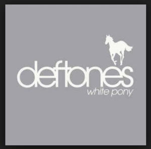 DEFTONES<br><i>WHITE PONY (Reissue) 2LP</I>