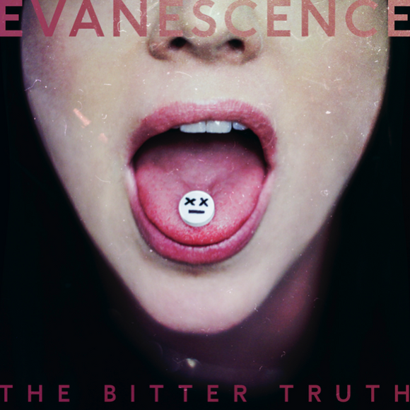 EVANESCENCE <BR><I> THE BITTER TRUTH [Indie Exclusive Clear Vinyl] LP</I>