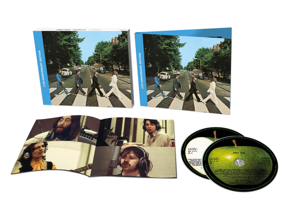 BEATLES<br> <I>ABBEY ROAD ANNIVERSARY 2CD</I>