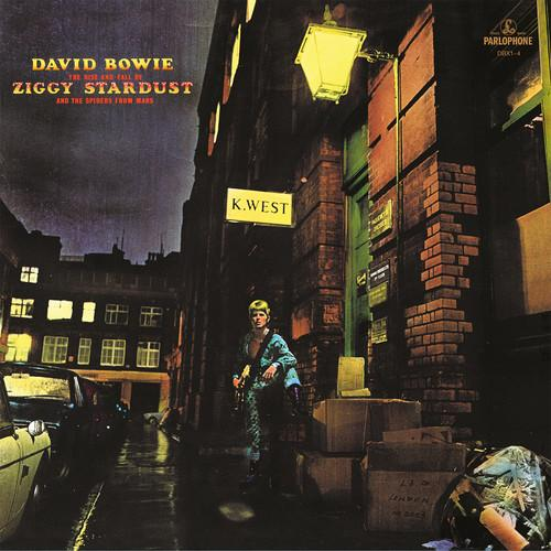 BOWIE,DAVID<br><i> RISE & FALL OF ZIGGY STARDUST (2012 REMASTER) LP</I>