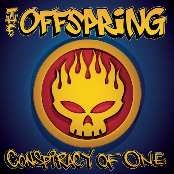 OFFSPRING, THE <BR><I> CONSPIRACY OF ONE (20th Anniversary Edition) LP</I>