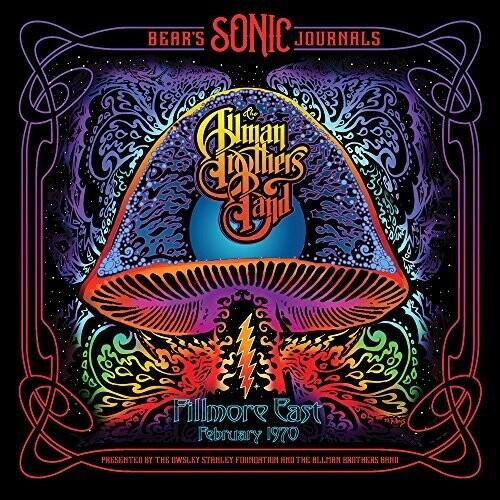 ALLMAN BROTHERS<br><I> BEAR'S SONIC JOURNALS: FILLMORE EAST (1970) 2LP</I>