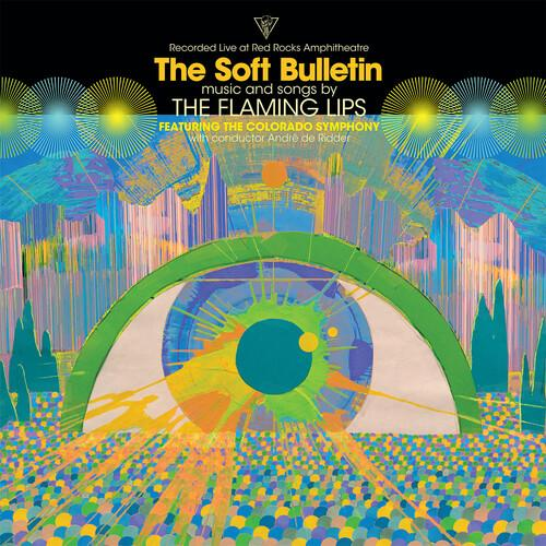 FLAMING LIPS, THE<BR><I>THE SOFT BULLETIN (Live at Red Rocks Featuing The Colorado Symphony) 2LP</I>