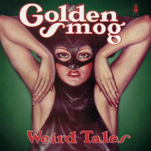 GOLDEN SMOG<BR><I> WEIRD TALES [20TH ANN. GREEN COLOR VINYL] 2LP</I>