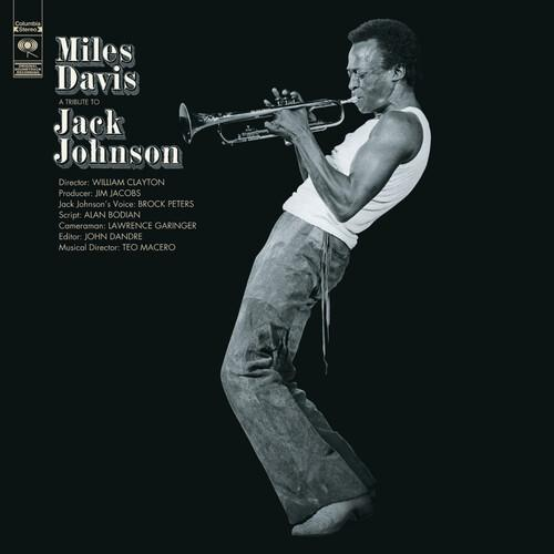 DAVIS,MILES<br><i>TRIBUTE TO JACK JOHNSON LP</I>