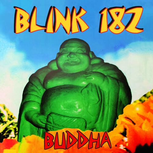 BLINK 182<br><i>BUDDHA [Limited Edition Gold Vinyl] LP</I>