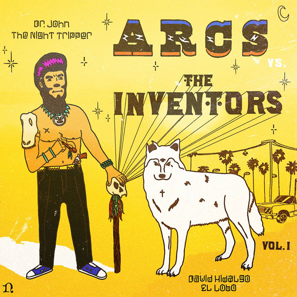 ARCS (DAN AUERBACH of THE BLACK KEYS)<BR><I>ARCS VS. THE INVENTORS VOL.1 (RSD 2015) 10
