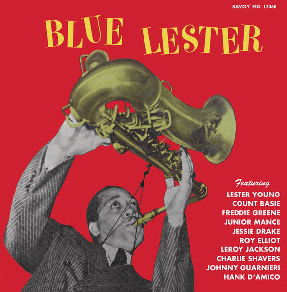 YOUNG, LESTER <BR><I> BLUE LESTER (RSD) [Indie Exclusive] LP</I>