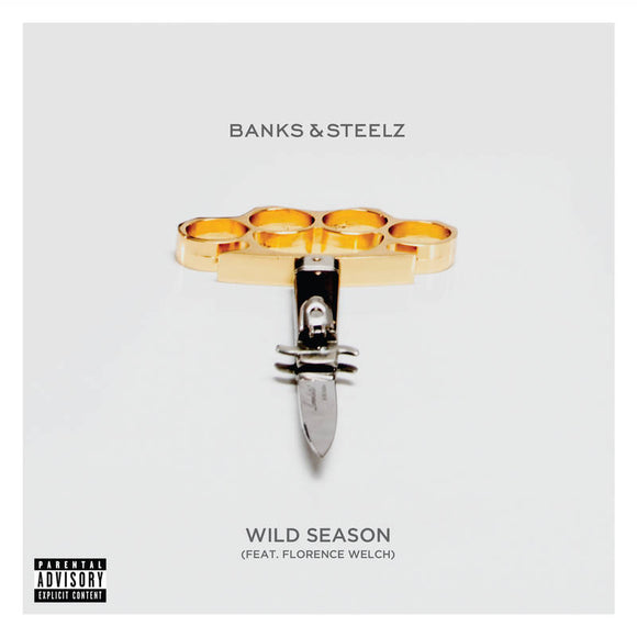 BANKS & STEELZ <BR><I> WILD SEASON Feat. FLORENCE WELCH (RSD) 7