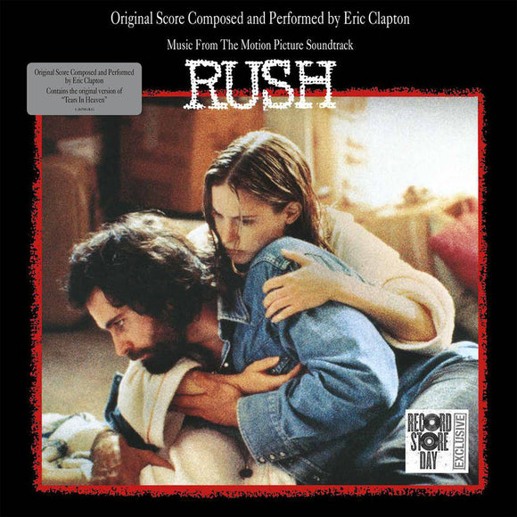 CLAPTON, ERIC <BR><I> RUSH: MUSIC FROM THE MOTION PICTURE SOUNDTRACK (RSD) LP</I>