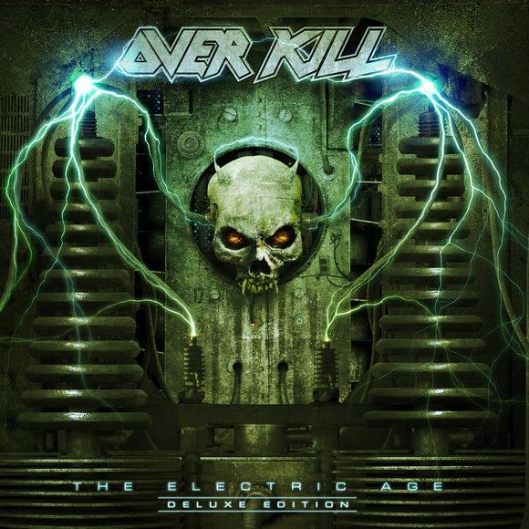 OVERKILL <BR><I> THE ELECTRIC AGE: DELUXE EDITION (RSD) [Neon Green Vinyl] 2LP</I>