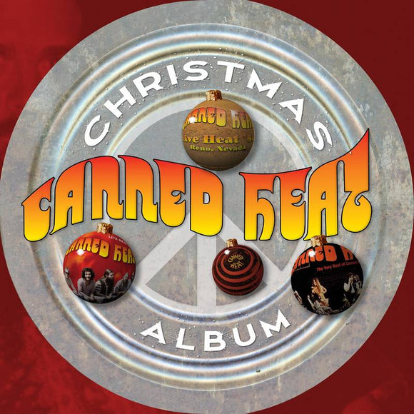 CANNED HEAT <BR><I> CANNED HEAT CHRISTMAS ALBUM (RSD) [White Vinyl] LP</I>
