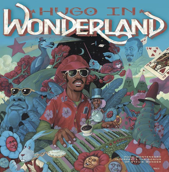 MONTENEGRO, HUGO <BR><I> HUGO IN WONDER-LAND (RSD) LP<br>[LIMIT 1 PER CUSTOMER]</I>