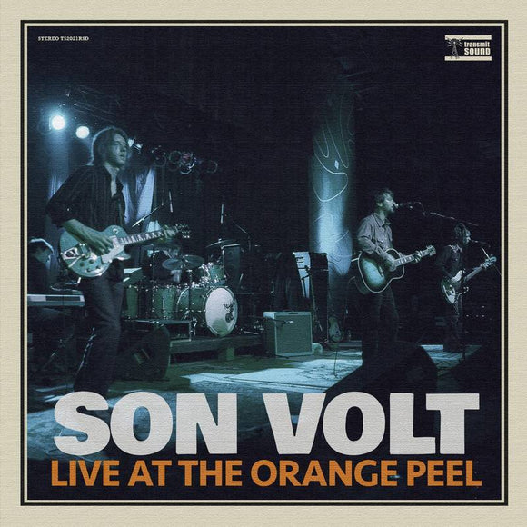 SON VOLT<BR><I>LIVE AT THE ORANGE PEEL (RSD) 2LP<br>[LIMIT 1 PER CUSTOMER]</I>