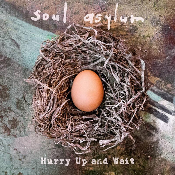 SOUL ASYLUM <BR><I> HURRY UP AND WAIT: DELUXE (RSD) 2LP<br>[LIMIT 1 PER CUSTOMER]</I>