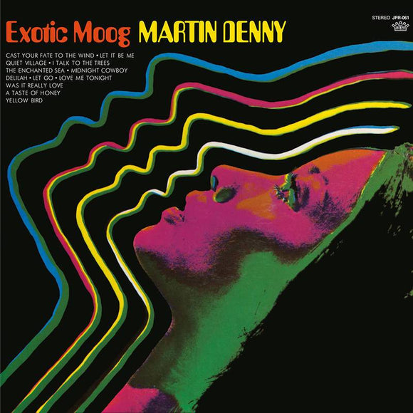 DENNY, MARTIN <BR><I> EXOTIC MOOD (RSD) [Orange Vinyl] Lp</i>