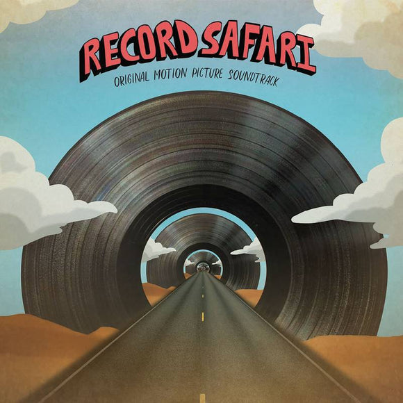 VARIOUS <BR><I> RECORD SAFARI (RSD) LP<br>[LIMIT 1 PER CUSTOMER]</I>