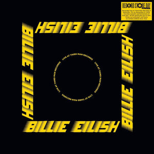 EILISH,BILLIE<br><i>LIVE AT THIRD MAN RECORDS (RSD) LP [LIMIT 1 PER CUSTOMER]</I>