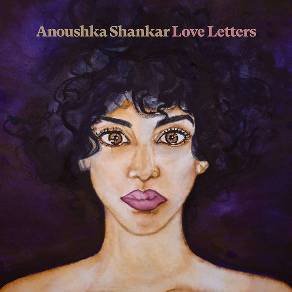 SHANKAR,ANOUSHKA<br><i>LOVE LETTERS (RSD) LP [LIMIT 1 PER CUSTOMER]</I>