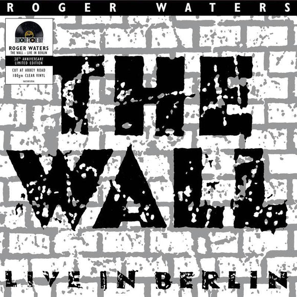 WATERS, ROGER<BR><I>WALL - LIVE IN BERLIN (RSD) 2LP<br>[LIMIT 1 PER CUSTOMER]</I>