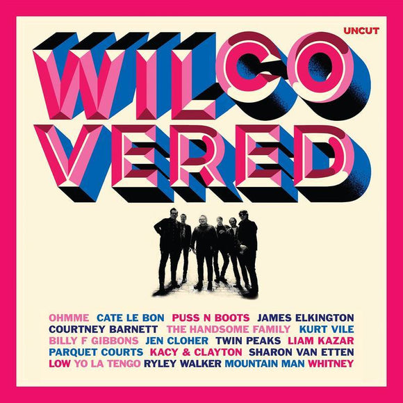 VARIOUS ARTISTS<BR><i>WILCOVERED: WILCO TRIBUTE (RSD) 2LP<br>[LIMIT 1 PER CUSTOMER]</I>
