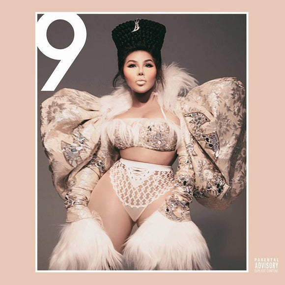 LIL' KIM <BR><I> 9 (RSD) LP<br>[LIMIT 1 PER CUSTOMER]</I>