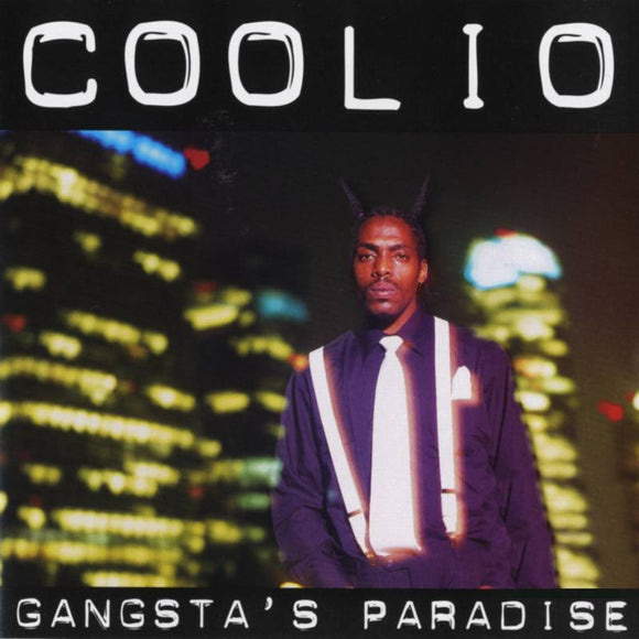 COOLIO<BR><I>GANGSTA'S PARADISE (RSD) 2LP<br>[LIMIT 1 PER CUSTOMER]</I>