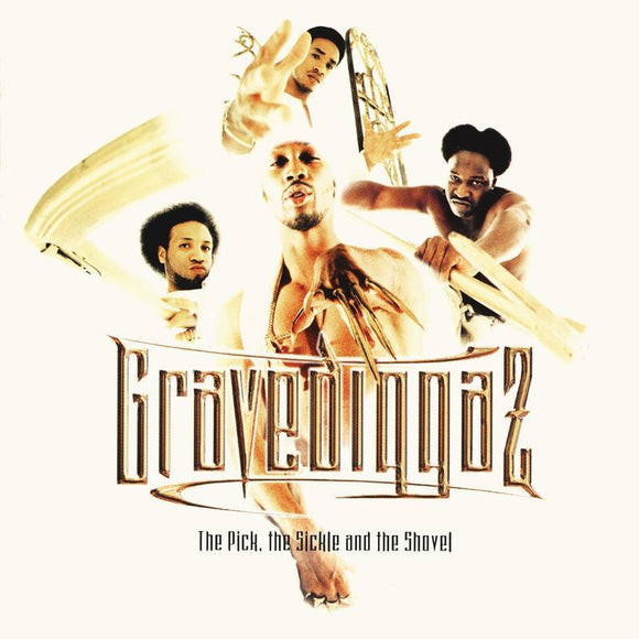 GRAVEDIGGAZ<BR><I>PICK, THE SICKEL & THE SHOVEL (RSD) 2LP [LIMIT 1 PER CUSTOMER]</I>