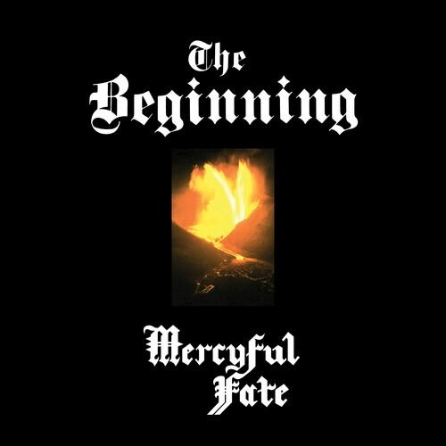 MERCYFUL FATE<br><i>BEGINNING [Amber Vinyl] LP</I>