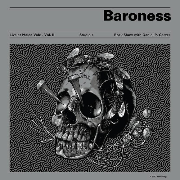 BARONESS <br><i> LIVE AT MAIDA VAILE BBC VOL. II (RSD) LP <br>[LIMIT 1 PER CUSTOMER]</I>