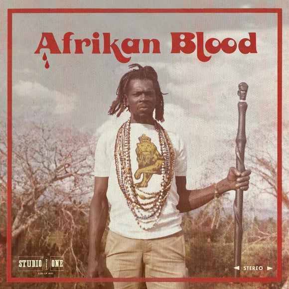 VARIOUS <br><i> AFRIKAN BLOOD [STUDIO ONE] (RSD) LP</I>