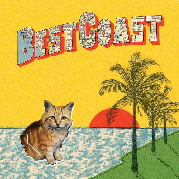 BEST COAST <br><i> CRAZY FOR YOU: 10th Anniversary (RSD) LP <br>[LIMIT 1 PER CUSTOMER]</I>