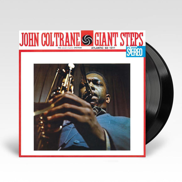 COLTRANE, JOHN<BR><I> GIANT STEPS (60th Anniversary Edition) 2LP</I>